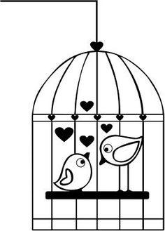 Birdcage Clip Art Clipart, Bird Cage Clip Art Clipart - Commercial ...