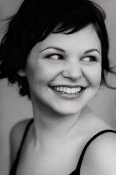 ginnifer goodwin. I love this photo. You can feel innocence and happiness.