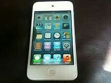 Ipod Touch 4th generation