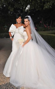 **Kim Kardashian, Kris Humphries Wedding.