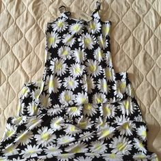 For Sale: sunflower maxi dress for $15