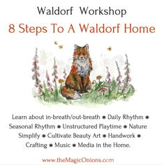 Cultivating a Waldorf Home :: Discovering Waldorf