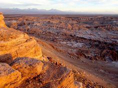 Deserto de Atacama, Chile - Valle de la Luna  https://www.facebook.com/Maladviagem