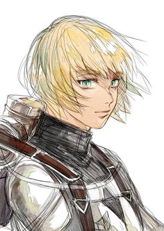 Armin just got hotter and hotter as each episode just rolled by, pretty sure he's gonna burn my eyes (in a good way) when they showcase him in Season 3.