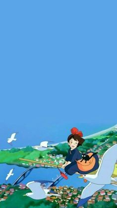 Majo no takkyūbin - Kiki entregas a domicilio