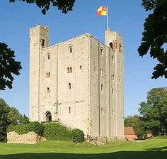 Hedingham Castle in Essex, England. For four centuries it was the primary seat of the de Vere family, Earls of Oxford. Home to Aubrey (Albericus) de Vere (1040-1112), my 29th great grandfather and tenant-in-chief of William the Conqueror.