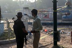 Pakistan hunts for 'savage' militants behind park blast that killed at least 70