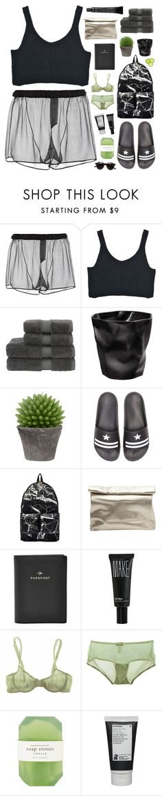 """""""i'm too lazy to stop being lazy"""" by virgo-queen ❤ liked on Polyvore featuring N°21, Christy, Broste Copenhagen, Givenchy, Off-White, Marie Turnor, FOSSIL, Make, Cosabella and Pelle"""