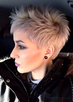 Great pixie look
