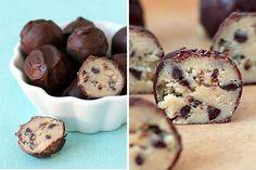 30 Homemade Truffle Recipes Thatll Tickle Your Taste Buds via Brit + Co