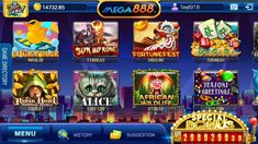 Mega888 2020 - Free Download Apk IOS | Register Login ID Mega888 Free Casino Slot Games, One Time Password, Play Free Slots, Win Money, Slot Online, Online Casino, Card Games, Casino Poker, Gaming