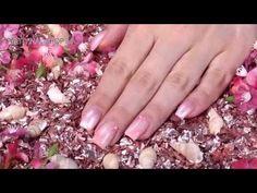#salmon   #color   #nails   #nailart   #trendstyle   Unsere Lieblingsfarbe Salmon besticht mit ihrer Eleganz und jugendlicher Leichtigkeit. Eine Variante, wie Du Deine Nägel in dem lebensfrohen Farbton auf feminine Weise stylst, zeigen wir Dir in diesem Video. Hier findest Du die verwendeten Produkte: http://www.prettynailshop24.de/shop/trendstyle-nailart-salmon-video_1108.html#Produkte?utm_source=pinterest&utm_medium=referrer&utm_campaign=pi_TS_Salmon4016