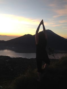 Conquering Mount Batur - Climbing Bali's active volcano to watch the Sunrise - Top Experience in Bali! Read more at www.adventuretoanywhere.com