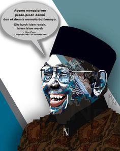 Kita islam ramah, bukan islam marah. -Gus Dur-  Pengen order WPAP? Feel free to ask me Line : rynyulian30071995 BBM : 5AE51165 WA : 081949456140 #ryn #rynyulian #portofolio #wpap #wpapindo #gusdur #abdurrahmanwahid #presiden #indonesia #art #artist #artwork #desain #design #digital #painting #seni #popart #drawing #vector #illustration #artist #photoshop #vector_id #quotes