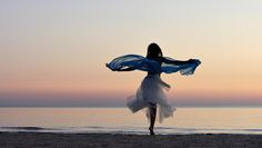 Not Only Photos Set6. Most popular tags for this image include: beach, girl, beautiful, dance e free