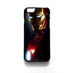 The Ironman for phone case iPhone 4/4S, iPhone 5/5S/5C, iPhone 6/6S/6 Plus/6S Plus