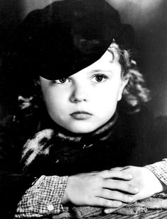 Shirley Temple...I used to love watching her and hearing her voice:'(