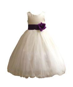 Classykidzshop Ivory Sleeveless Poly Satin Tea-Length Special Occasion Dress - 2T Ivory/Purple Classykidzshop,http://www.amazon.com/dp/B008MQBC3S/ref=cm_sw_r_pi_dp_5MPbsb15F4J838NH