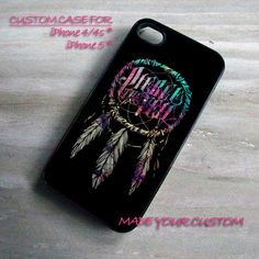 Dream Catcher Pierce The Veil iPhone 4 Case by MadeYourCustom, $15.99 if i had an iphone