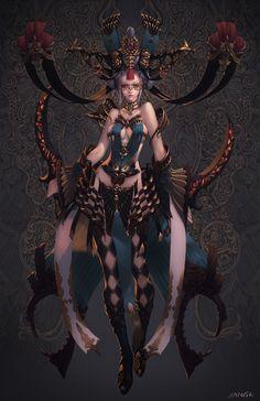 #characterdesign #female #character