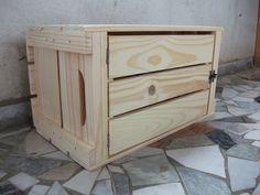 Reaproveitando caixotes de madeira - Blog Aix Casa