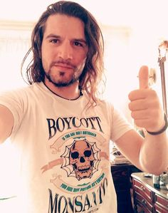 Re-pin if you agree - Boycott Monsanto!  Get your organic cotton t-shirt here:  http://weaddup.com/collections/we-add-up-t-shirts/products/copy-of-quick-ship-boycott-black-unisex-t-shirt-organic-cotton