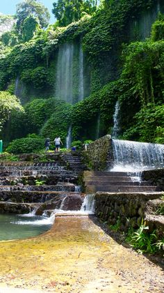 25 Best Indonesia Tourism Objects for Your Itinerary: Benang Kelambu Waterfall