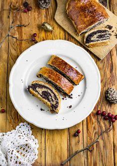 Cukormentes, tejmentes, teljes kiőrlésű mákos bejgli - WANDER | FOOD | WONDER Diabetic Recipes, Diet Recipes, Vegan, Health, Ethnic Recipes, Desserts, Food, Tailgate Desserts, Deserts