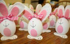 bewerkte eieren