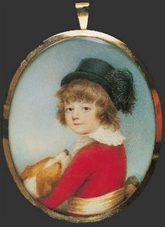 Andrew Plimer, A boy with a dog