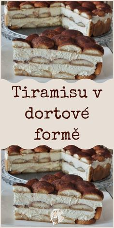 Tiramisu, Birthday Cakes, Pastries, Banana Bread, Sweets, Ethnic Recipes, Desserts, Food, Sweet Pastries