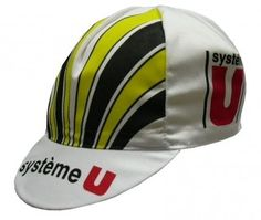 Cappellino Ciclismo System U - Store For Cycling