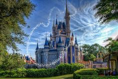 Just a Bit of Pixie Dust! This site has some amazing pics for the big Disney fans!!