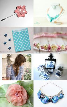 ♥ Spring ideas ♥ 15 by Natalya Gutsalyuk on Etsy--Pinned with TreasuryPin.com Crochet Necklace, Spring, Etsy, Jewelry, Ideas, Jewlery, Crochet Collar, Jewels, Jewerly