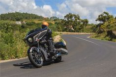 Victory Motorcycles - Victory Magnum - Test drives - Andar de Moto