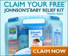 Free Johnsons Baby Relief Kit Sample http://bestbabyreviews.net/johnsons-baby-relief-kit-sample/