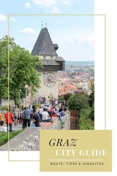 Graz ist die zweitgrößte Stadt Österreichs und hat so einiges zu bieten. Die Genusshauptstadt und ehemalige Kulturhauptstadt verströmt italienischen Flair wie keine andere Stadt in der Alpenrepublik. Als Grazerin habe ich eine abwechslungsreiche Route für einen Tag in Graz zusammengestellt. #graz #cityguide #steiermark #reiseblog #städtetrip #städtereise All Over The World, Travel Inspiration, Travel Destinations, Places To Go, City, Old Town, Amazing Places To Visit, One Day Trip, Croatia