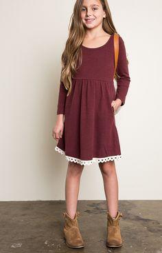 Cozy Day Sweater Dress