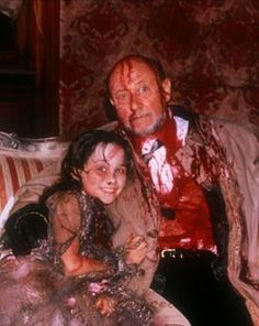 "Dr. Sam Loomis ""Donald Pleasance"" And Jamie Lloyd ""Danielle Harris"" Halloween 5 (1989)"