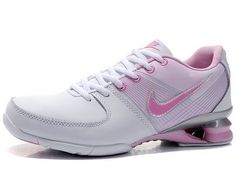 Chaussures Nike Shox R2 Blanc/ Rose [nike_12146] - €51.85 : Nike Chaussure Pas Cher,Nike Blazer and Timerland https://www.facebook.com/pages/Chaussures-nike-originaux/376807589058057