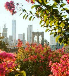 Brooklyn Bridge / New York