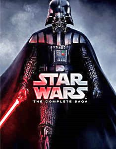 STAR WARS The Complete Saga 12 DVD Set: Binge watch the classic intergalactic drama with 'Star Wars: The Complete Saga.' This… #OnlineMarket