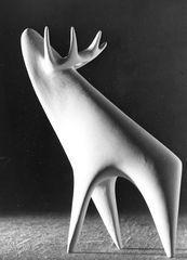 Mieczysław Naruszewicz Modern Sculpture, Sculpture Art, Abstract Animals, Animal Sculptures, Modern Art, Art Projects, Art Deco, Carving, Woodworking