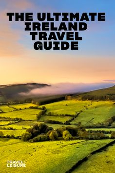 #Ireland is known for its #stunning natural beauty, the warmth of its people and its rich #history of #culture and #tradition. #travel #UK #internationaltravel #travelguide Ireland Travel Guide, Best Family Vacations, Travel Uk, Press Release Distribution, Long Flights, Adventure Awaits, Need To Know, Natural Beauty, Culture