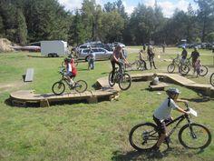 kids bike skills course - Google Search