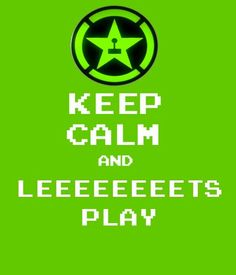 Shout out to Roosterteeth and Achievement Hunter