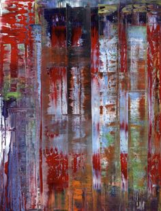 Abstract Painting [780-4] » Art » Gerhard Richter