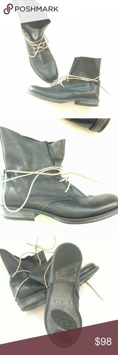 """NWOT Miz Mooz Boots Genuine super soft leather Sturdy quality made sole wth 2"""" heel Casual to business to out on the town, these will take you there today and for years and years to come.  Miz mooz are my very favorite brand! miz mooz Shoes Ankle Boots & Booties"""