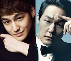 """Kim Bum and Park Sung Woong to Transform into Undercover Police for """"Hidden Identity"""""""