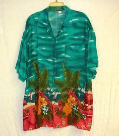 Hawaiin Rayon Shirt sz. XXL FOR HIM